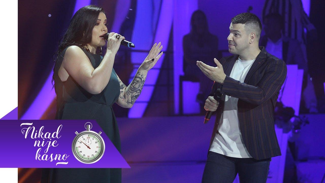 Zorica Eric i Petar Mitic Pepi - Evo ima godina - (live) - NNK - EM 31 - 21.06.2020