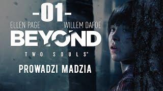 [PS4] Beyond: Dwie Dusze #01 - Poznajmy Jodie