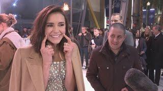 xXx: Return Of Xander Cage premiere: Nina Dobrev HINTS at Vampire Diaries news