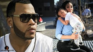"Flo Rida Called His Special Needs Son An ""Evil F"