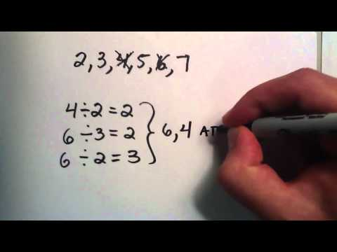 How to Tell if a Number is a Prime Number