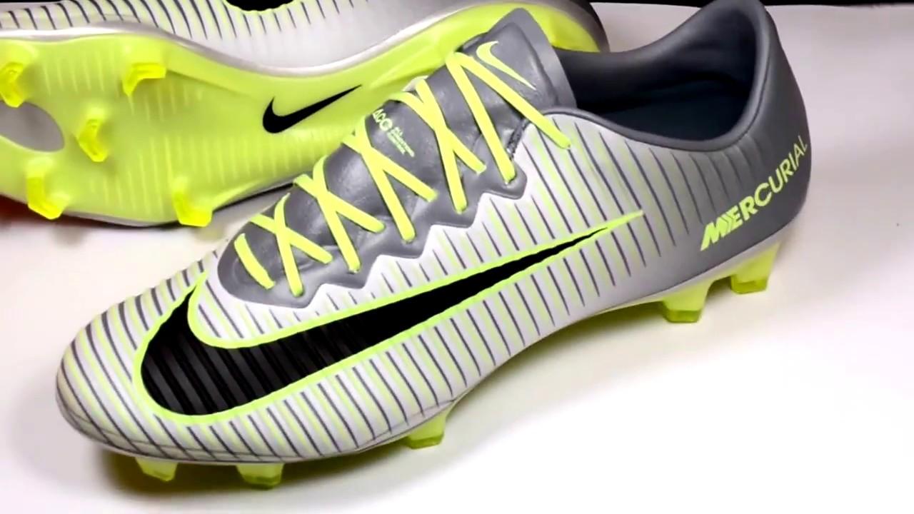 Футбольные бутсы Nike Mercurial Vapor XI FG 831958-003 - YouTube 92cb04f6053
