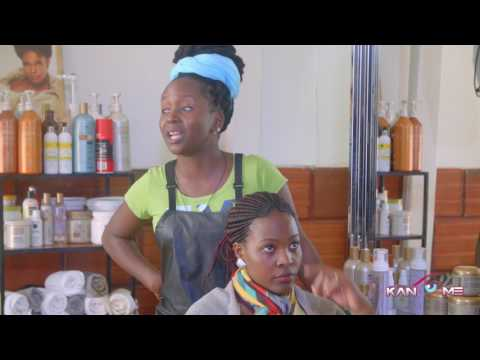 No Beautiful girls! Kansiime Anne.  African Comedy
