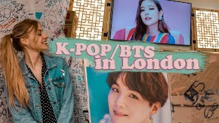 K-pop/BTS stores in London