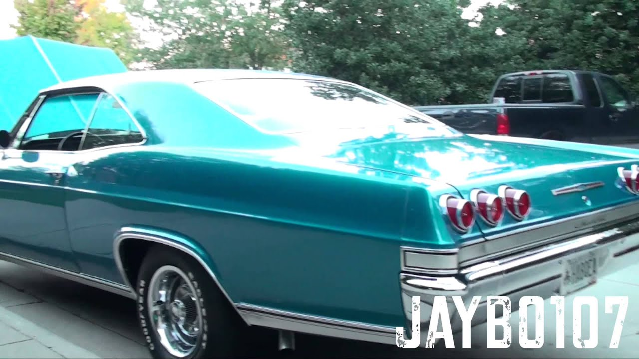65 Chevrolet Impala SS Muscle! - YouTube