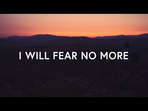 The Afters - I Will Fear No More (Lyrics)
