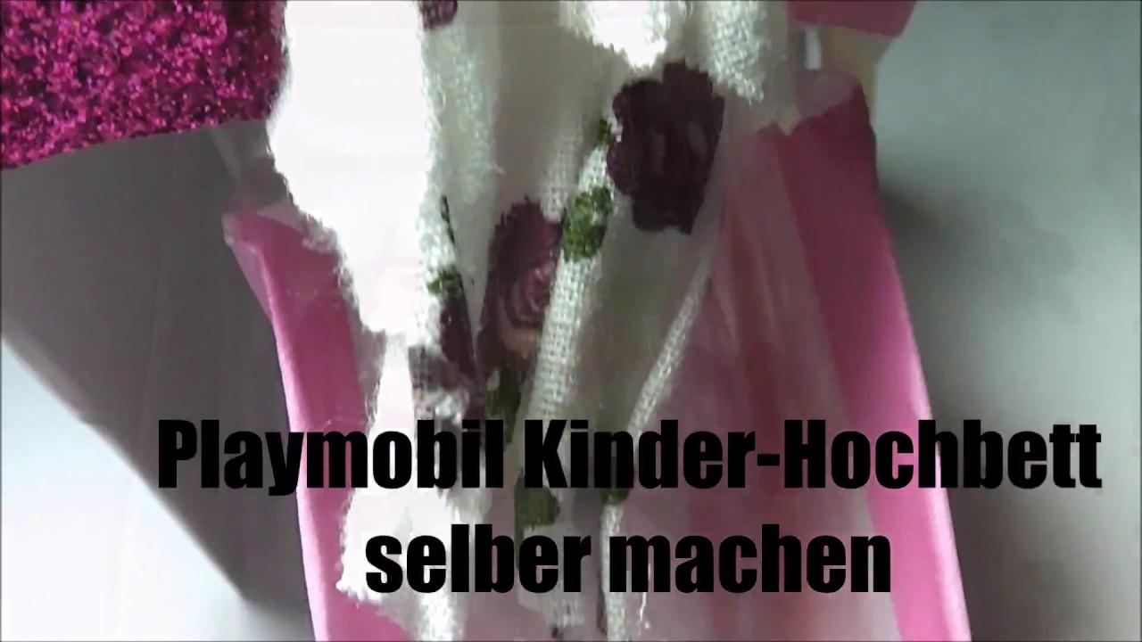 Puppen Etagenbett Selber Bauen : Playmobil kinder hochbett selber machen playmopimp grace