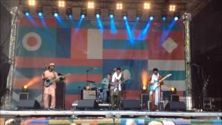 Bombino - Iyat Ninhay/Jaguar (A Great Desert I Saw) (live at Maailma kylässä -festivaali 2016)