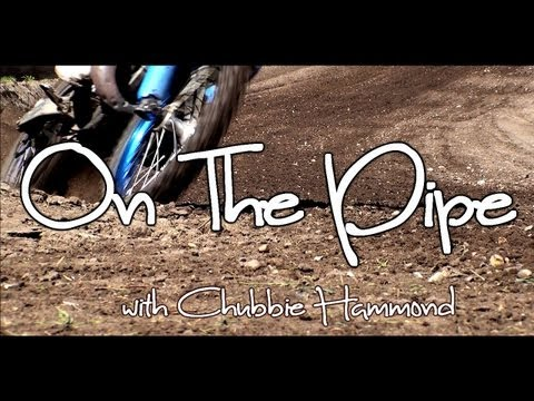On the Pipe 125cc Motocross