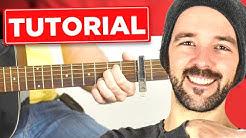 Mark Forster - Wir sind groß - Gitarre lernen für Anfänger