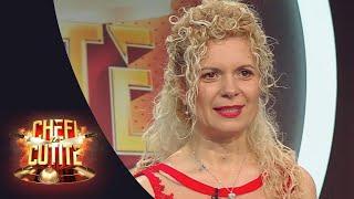 Daniela Miron, o prezenţă super sexy la 48 de ani, care i-a pus pe gânduri pe chefi cu supa ei!