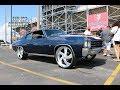 WhipAddict: 72' Chevrolet Chevelle SS on US Mag Desperado 24s, Custom Trunk, OG Interior