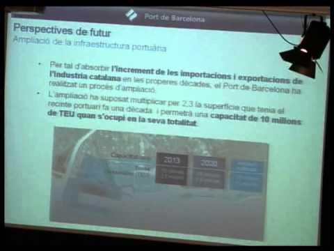 Ponència: José Alberto Carbonell (PDU. Workshop 4)