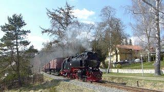 60 Jahre Brockenlok - Lokparade und Sonderfahrten