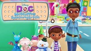 Doc McStuffins Spielzeug-Klinik: Willkommen in McStuffinsdorf - NEU! | Disney Junior