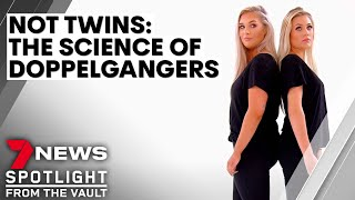 Seeing Double | Spittingimage strangers aim to discover science behind doppelgängers | Sunday Night