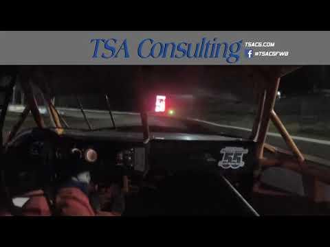 4-26-19 Hamilton County Speedway USRA Hobby Stock In-car