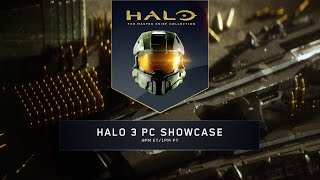 Halo 3 PC Showcase | Halo: The Master Chief Collection