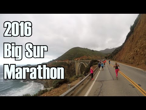 2016 Big Sur International Marathon | Race Recap | GoPro