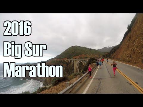 2016 Big Sur International Marathon GoPro