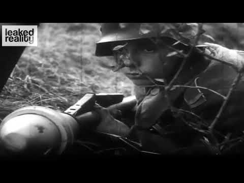 WW2 Combat Footage   The 7th Army
