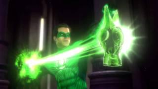 CGRtrailers - GREEN LANTERN: RISE OF THE MANHUNTERS Gameplay Trailer