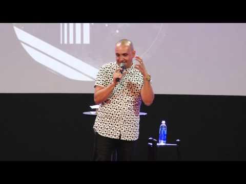 Pastor John David's Testimony