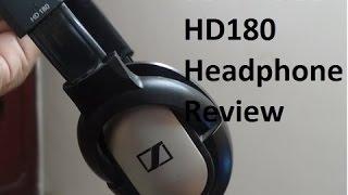Sennheiser HD180 headphones in-depth review Is it worth buying?