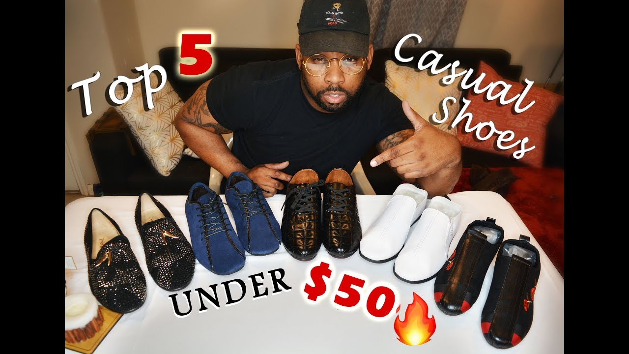 Shoe Hauls: Top 5 Casual Shoes Under $50