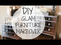GLAM FURNITURE DIY