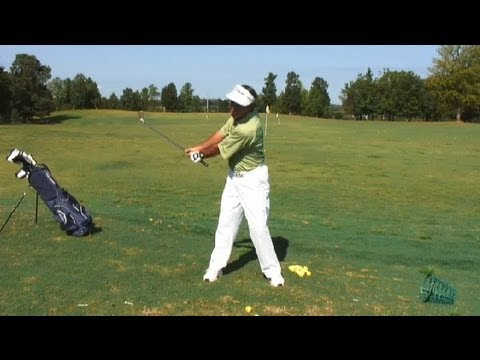 Drills on How to Shorten Your Backswing : Golf Tips