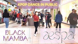 [KPOP IN PUBLIC] aespa 에스파 'Black Mamba' Dance Cover
