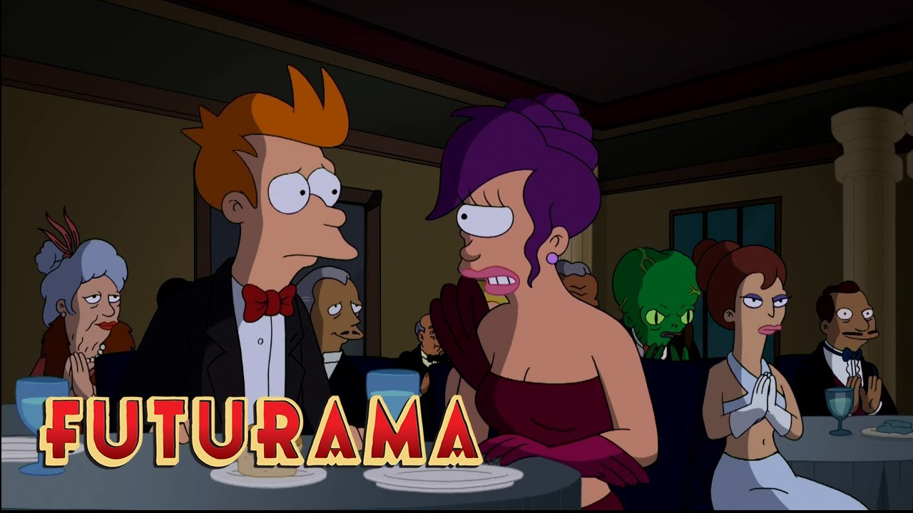Futurama Season 7 Episode 12 Mutant Deportation Syfy Youtube