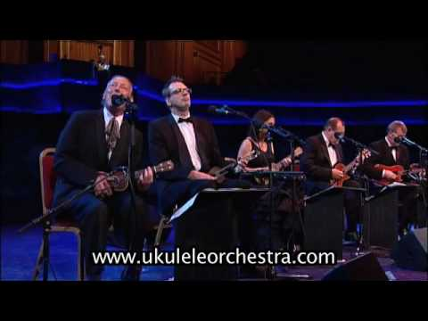 Ride Of The Valkyries And Silver Machine The Ukulele Orchestra Of