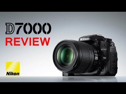 Nikon D7000 Review (German)