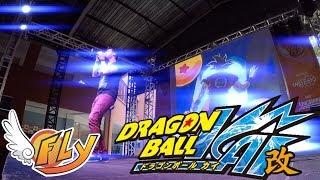 Dragon Ball KAI (Encerramento) - Yeah!Break!Care!Break! |#AOVIVO [FLY]