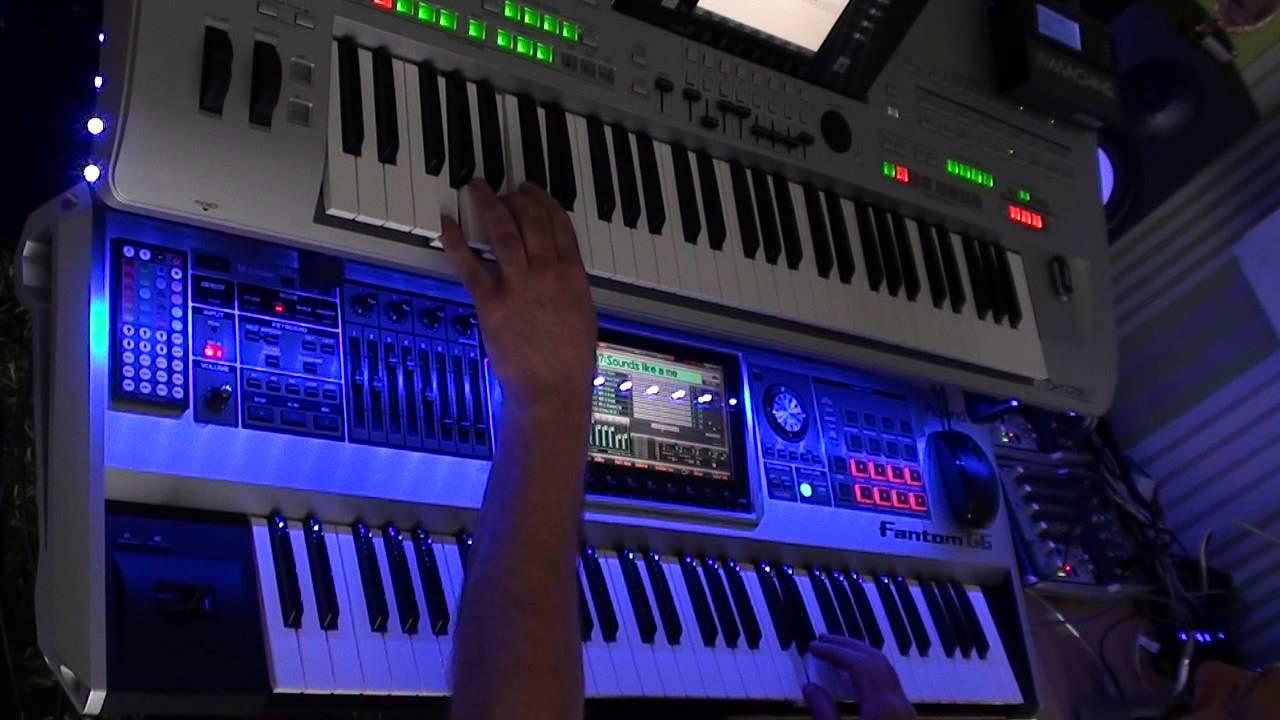 Alphaville Sounds like a melody COVER by Albert