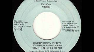 Timeless Legend - Everybody Disco