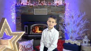 ГОРИ ГОРИ ЗВЕЗДА Денис Сухацкий (8 лет) - Детские Рождественские песни 2017