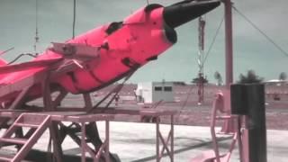 F 1180 Ryan Aeronautical Firebee Drone Wallace/Phillipines