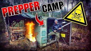 Werkbank und Shelter - Prepper Camp #009 | Fritz Meinecke