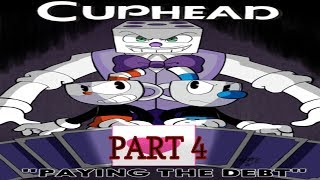 Back to the Casino Part 4 [Cuphead Comic Dub]