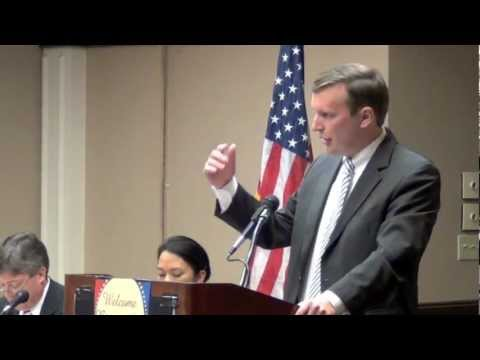 Chris Murphy Closing Statement at CHDC Debate
