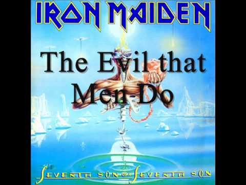 Iron Maiden - Seventh Son of a Seventh Son - Full Album (8bit)