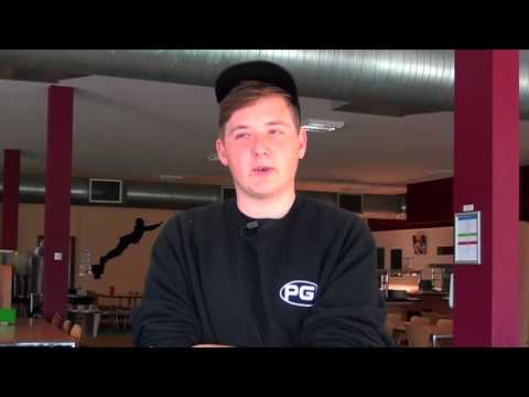 Dan Ruck PGL Catering Assistant - YouTube