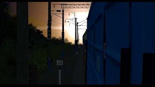 Trainz12 | Александро-Невская - Мичуринск-Уральский на ЭП1М-645