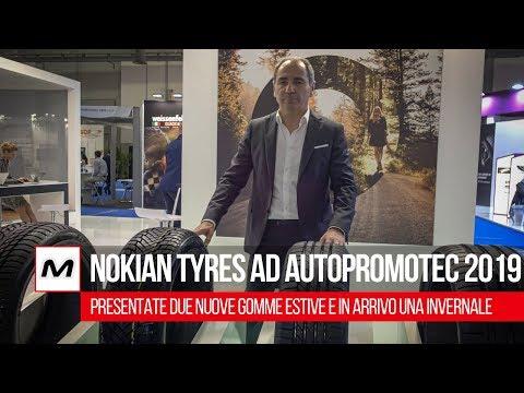 Nokian Tyres Powerproof, Wetproof e Snowproof | Le nuove proposte ad Autopromotec 2019