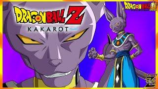 DLC 2 New Beerus Boss Fight!!! (FULL POWER BEERUS!) Dragon Ball Z Kakarot DLC