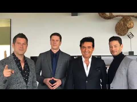 Il divo in lebanon with timeless tour 2018 youtube - Il divo tickets ...
