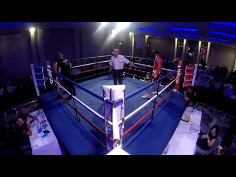 Ultra White Collar Boxing | Brighton | Danny Jones VS Floatations